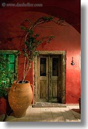 Mexican Exterior, inclosed courtyard