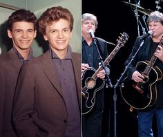 13 Rock Stars Who Disappeared Pictures - The Everly Brothers | Rolling Stone