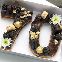 Le più belle torte per festeggiare compleanni, onomastici anniversari di Adi Klinghofer - TulipanoRosa