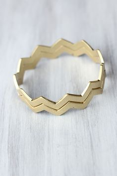 Chevron Bracelet - Accessories