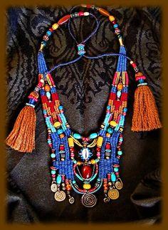 ~ Bohemian Queen ~ Ethnic Jewelry...My Tribe