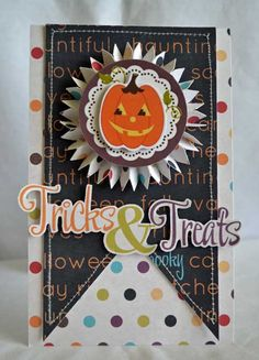 A Project by seppa from our Cardmaking Gallery originally submitted at AM Halloween Paper Crafts, Cute Halloween, Halloween Cards, Halloween Decorations, Halloween Ideas, Scrapbook Cards, Scrapbook Layouts, Fall Cards, Card Making Inspiration