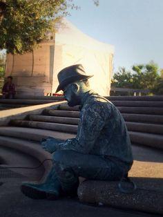 HuMan statue Perception, Beautiful Things, Statue, Sculpture, Sculptures