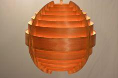 Hans Agne Jakobsson Pine Hanging Lamp by JCModern on Etsy