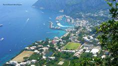 Capri Italy Digital Photograph Download  by PastelHeartsBoutique