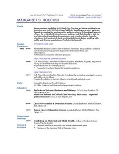 Academic Resume Photo Academic Cv  Job Seeking  Pinterest