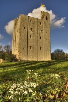 Hedingham Castle, Essex UK