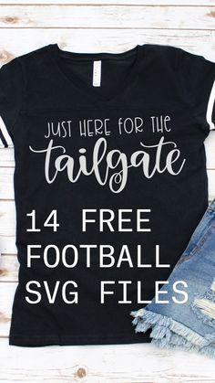 Free Football, Football Crafts, Football Stuff, Custom Football Shirts, Crochet T Shirts, Graphic Design Company, Silhouette Cameo Projects, Orange And Purple, Printed Shirts