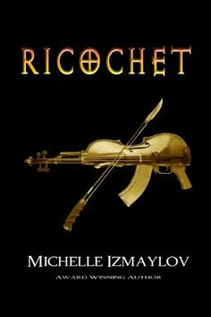 Ricochet by Michelle Izmaylov, http://www.amazon.com/dp/B00DENS7TG/ref=cm_sw_r_pi_dp_dCd6rb04RGE3V
