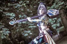 長宗我部 元親 (Motochika Chosokabe) - Fai(ファイ) Motochika Chosokabe Cosplay Photo - Cure WorldCosplay