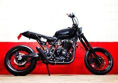 '94 Suzuki DR650 – Blitz Motorcycles | Pipeburn.com