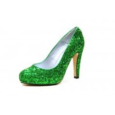 Zapato salón glitter de Martina Blue
