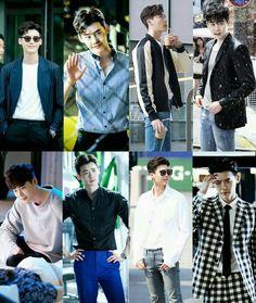 LJS W-Two Worlds🌎 Lee Jung Suk Wallpaper, Lee Jong Suk Cute, Kang Chul, Young Male Model, W Two Worlds, Han Hyo Joo, Handsome Korean Actors, Kdrama Actors, Korean Model