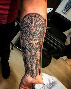 Photo by (artin_king_) on Instagram | #Viking #vikingtattoo #vikings #tattoing #blackink #blackandgreytattoo ##Tattooer #tato #tatu #tatto #tattu #tattoolover #tattooist #blacktattoo #besttattoo #tattoolive #ideatattoo #tattooartist #tattoo_design #denizli #dvmeci #dvme #denizlidvme #denizlidvmeci #tattoo, #tattooed