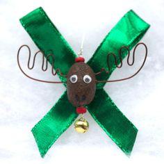 Alaska Mooseltoe Christmas Ornament - real moose poop! | Christmas | Pinterest | Ornaments ...