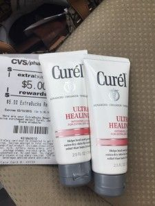 CVS: Curel Ultra Healing Lotion $.49 {No Coupons Required}