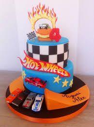 Resultado de imagen para hot wheels cake