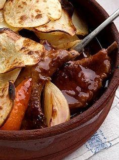 My Slimming World Lancashire Hotpot Recipe. #slimmingworldrecipe #slimmingworld #healthyeating