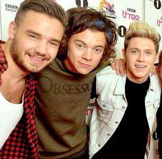 Liam, Harry, Niall <3 :) @liampayne @harrystyles @niallhoran @nhiofficial