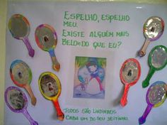 Resultado de imagem para projeto identidade 3 anos educação infantil