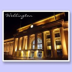 Wellington Railway Station is the southern terminus of New Zealand's North Island Main Trunk railway, Wairarapa Line and Johnsonville Line. In terms of number of services and in passenger numbers, it is New Zealand's busiest railway station.