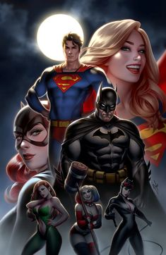 Batman/Superman cover art by Warren Louw Héros Dc Comics, Dc Comics Superheroes, Dc Comics Characters, Comics Girls, Batman Et Superman, Supergirl Superman, Batman Comic Art, Batgirl, Detective Comics