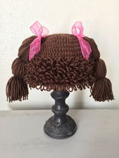 Cabbage Patch Baby Wig/Halloween Costume/Photo Prop