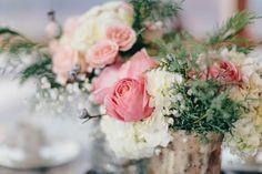 Ballerina Blush and Gold Wedding Inspiration | The Lovely Find Wedding Blog