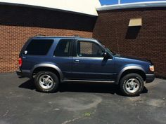 Used 1999 Ford Explorer runs on a 6 Cyl engine and Automatic transmission, listed for $2,495 and 153,687 miles.
