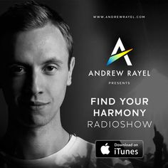 Find Your Harmony Radioshow #018  https://soundcloud.com/andrewrayel/find-your-harmony-radioshow-018