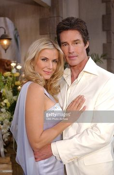 Ridge and Brooke Forrester (Ronn Moss and Katherine Kelly Lang) celebrate at their long-awaited wedding, Friday, July 9 on the BOLD AND THE BEAUTIFUL, broadcast weekdays (check local listings) on the CBS Television Network.