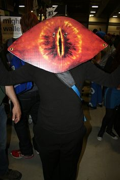 Ottawa Comiccon 2014: The EYe of Sauron by pikawil100, via Flickr