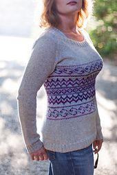 Ravelry: Knit yourself a waist pattern by Asja Janeczek