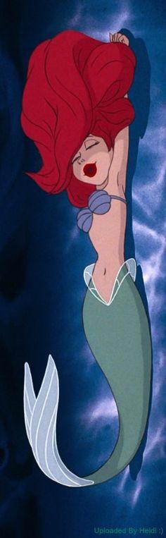 Ariel so pretty