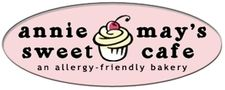 Annie May's is an awesome gF, tree nut, soy, and dairy free bakery cafe on Frankfort Ave. GO there!