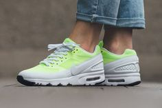 low priced 4ab4f 1447f Nike Air Classic BW  Ghost Green Air Max Bw Ultra, Air Max Classic,