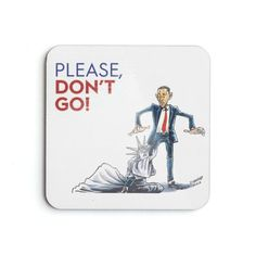 Obama Drink Coasters We Miss Obama Lady Liberty