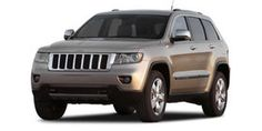 Gold Jeep Grand Cherokee, the newer version of my first love-- I mean, car.
