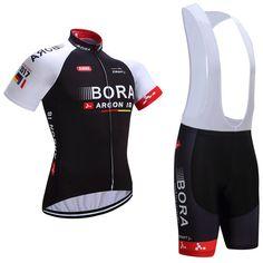 Maillots de cyclisme Bora Hansgrohe pas cher