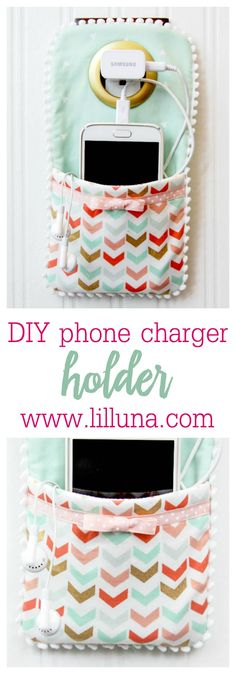 DIY Phone Charger Ho