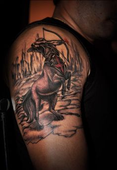 71 Best Sagittarius Tattoos Images In 2018 Unicorn Tattoos Horse
