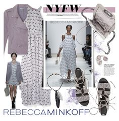 """""""Be the First To Style Rebecca Minkoff's Spring 2016 Collection!"""" by houseofhauteness ❤ liked on Polyvore featuring Rebecca Minkoff, Nicole, women's clothing, women, female, woman, misses, juniors, contestentry and seebuywear"""