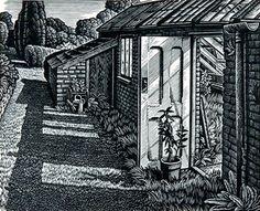 Howard Phipps - Old Greenhouse, Little Bredy