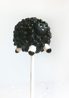 Black Sheep Cake Pop