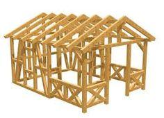 Gartenhaus selber bauen konstruktion gartenhaus - Gartenhaus kiwi ...