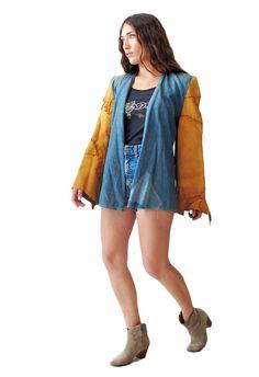 Билли джинсовые и кожаные куртки | испанский мох