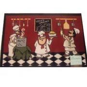 Fat Chef Rug Home Decor