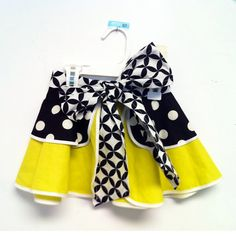 Mini MIss Mod Girl's Vintage Style Apron  Heavy Sugar Aprons  by theHouseofLux, $32.00