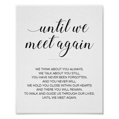 Modern Black and White Wedding Poem Memorial Sign - elegant wedding gifts diy accessories ideas Loss Quotes, Dad Quotes, Dad In Heaven Quotes, Mom In Heaven Poem, Brother Quotes, Peace Quotes, Daughter Quotes, Sign Quotes, 2015 Quotes