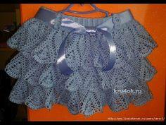 Crochet Patterns| for free |crochet skirt| 1912 - YouTube